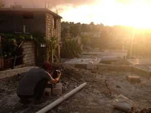 Haiti, Haitian Sunset Nov2013